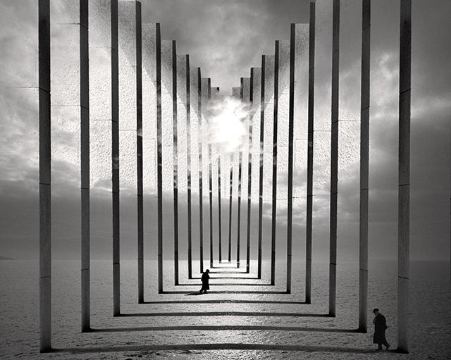 Photographie Michel Kirch, série Les Eveillés
