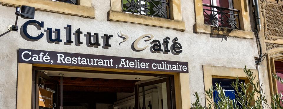 Culture Café-